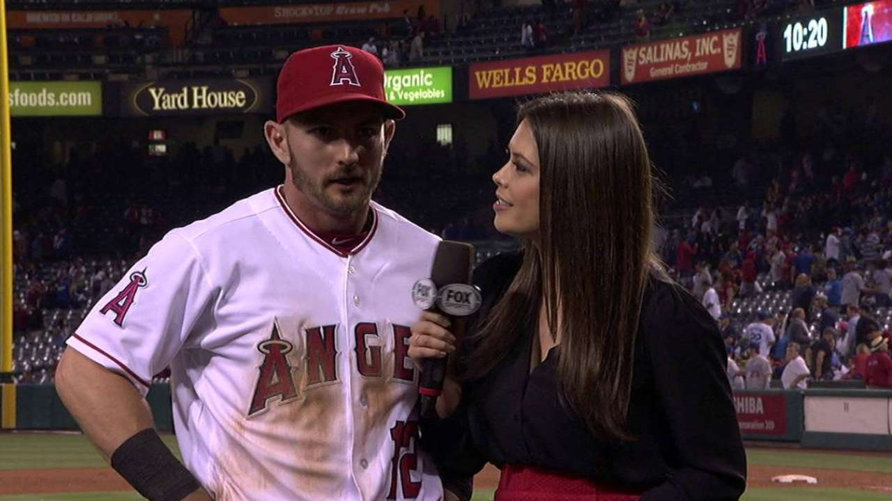Supporting cast holds key to success for Angels