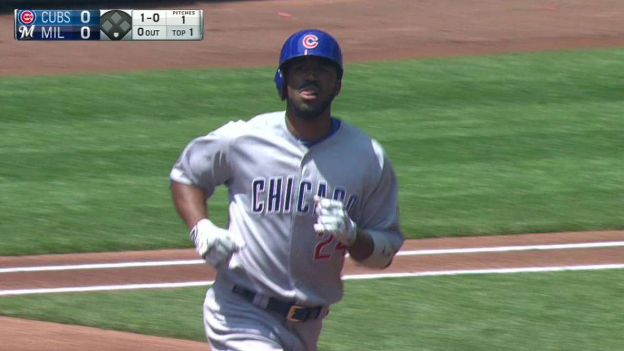Cubs remain mighty despite hitting snag