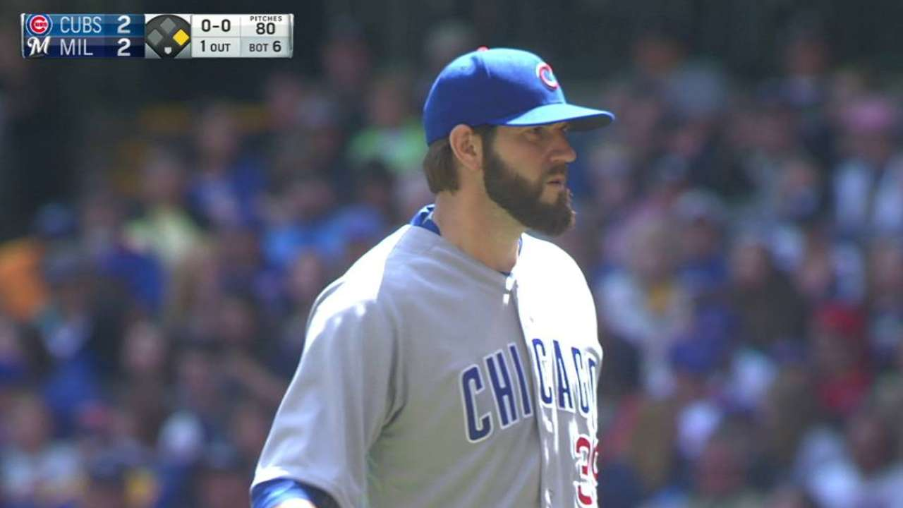 Cubs stay upbeat despite dropping series