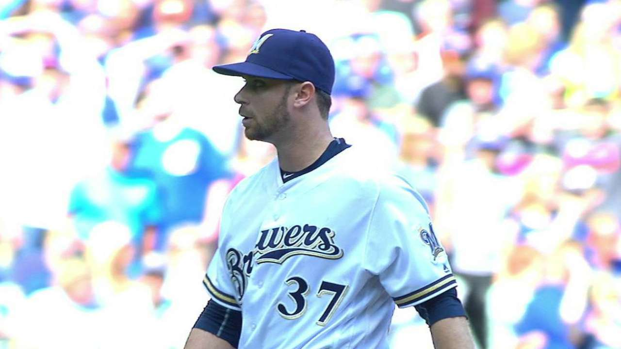 Thornburg sets franchise record out of 'pen