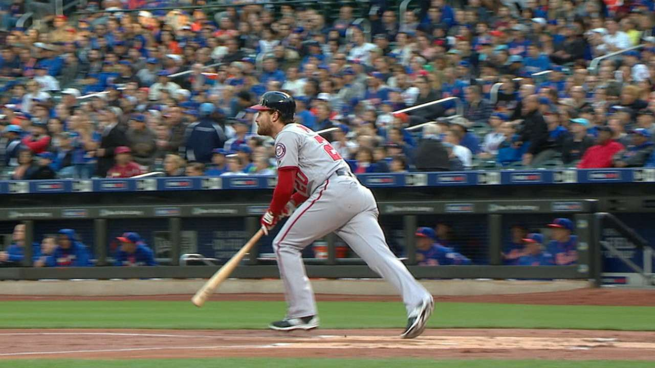 #ASGWorthy: Murphy or Zobrist at 2B in NL?