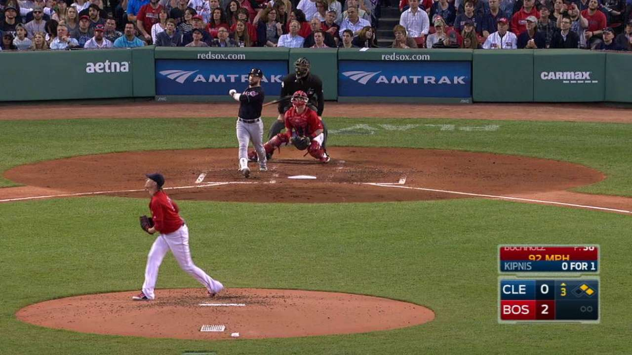 Kipnis' three-run homer