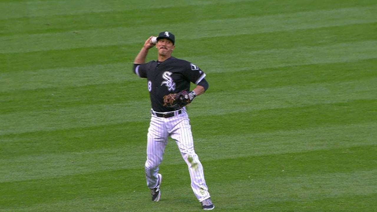 Saladino's great diving catch