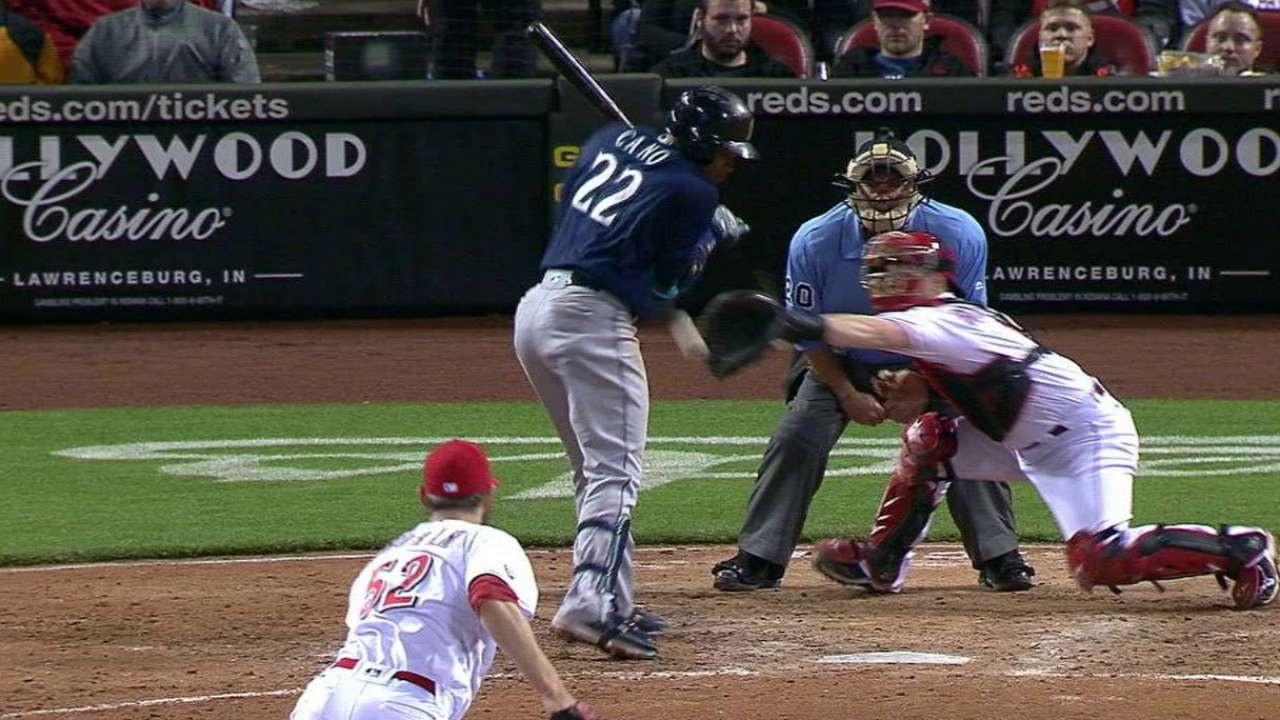 Cano's pair of HBPs lead to crucial runs