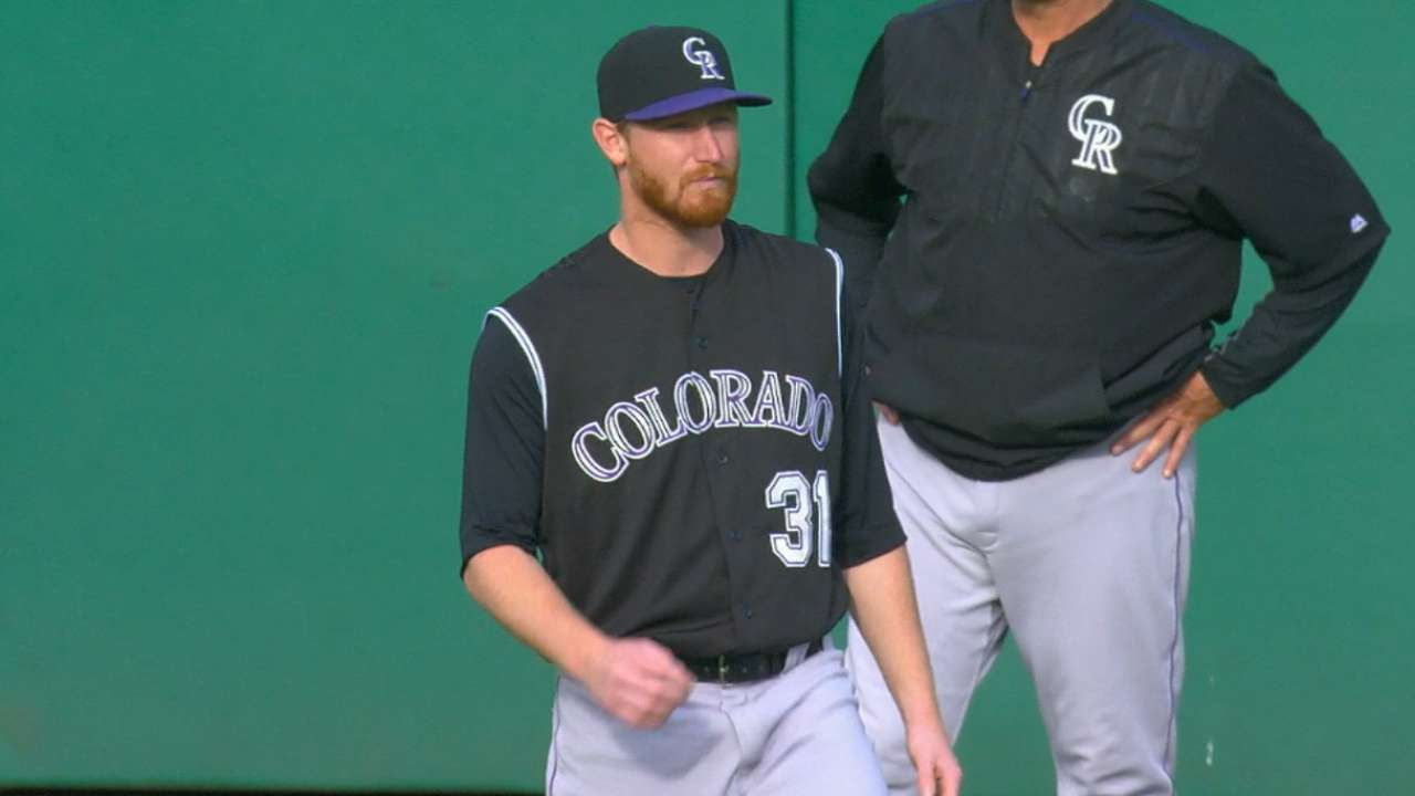 Botched pickoff spoils Butler's strong start