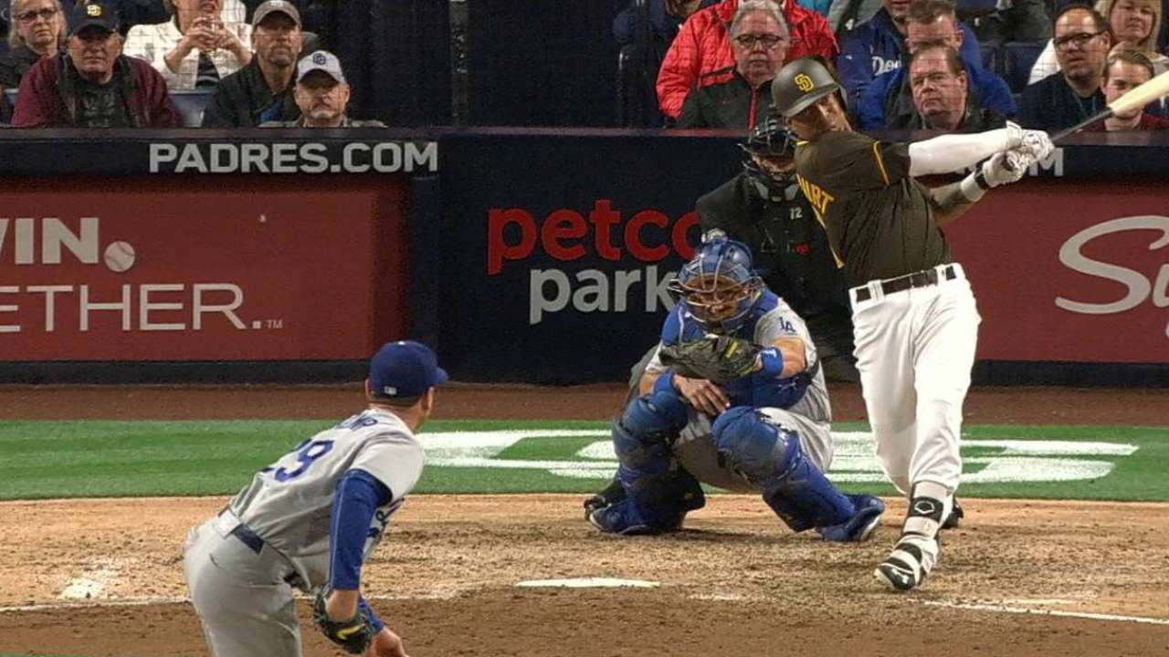 Bethancourt's two-run big fly