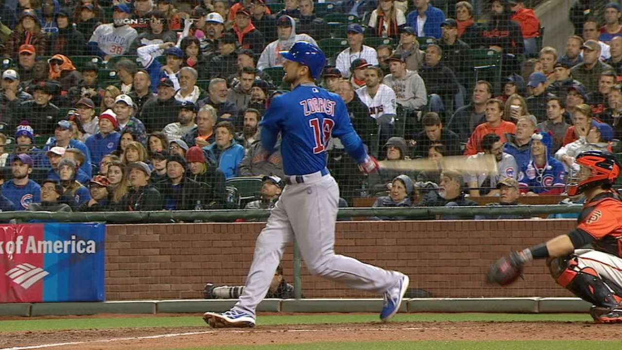 Cubs go back-to-back in the 8th