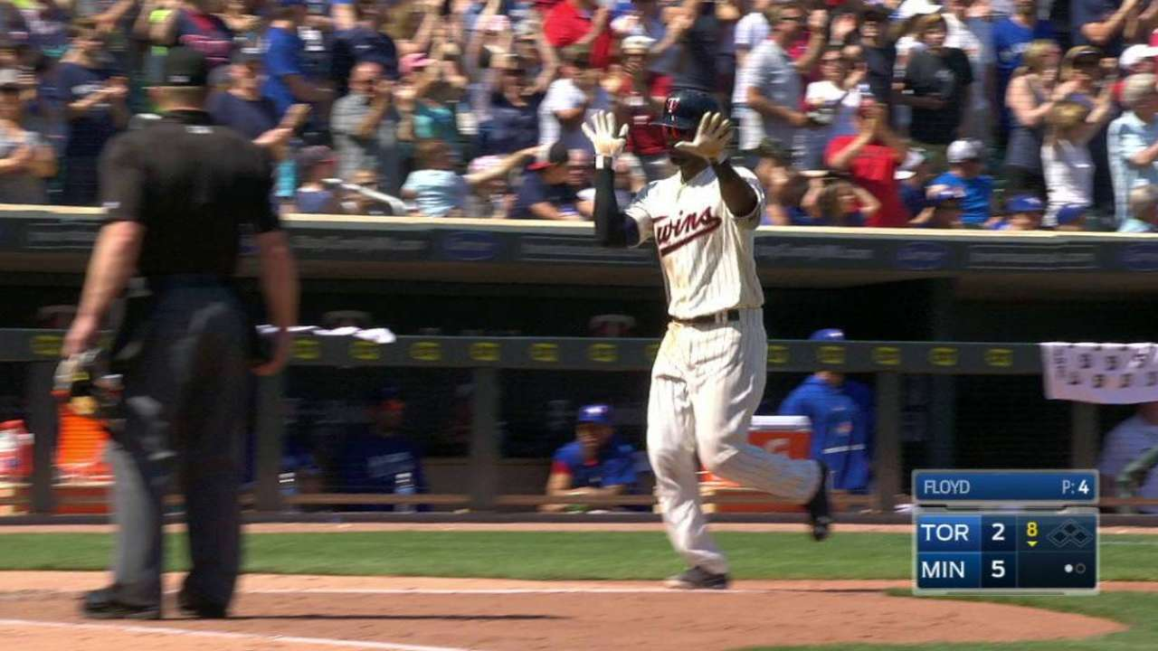 Nunez's go-ahead three-run shot