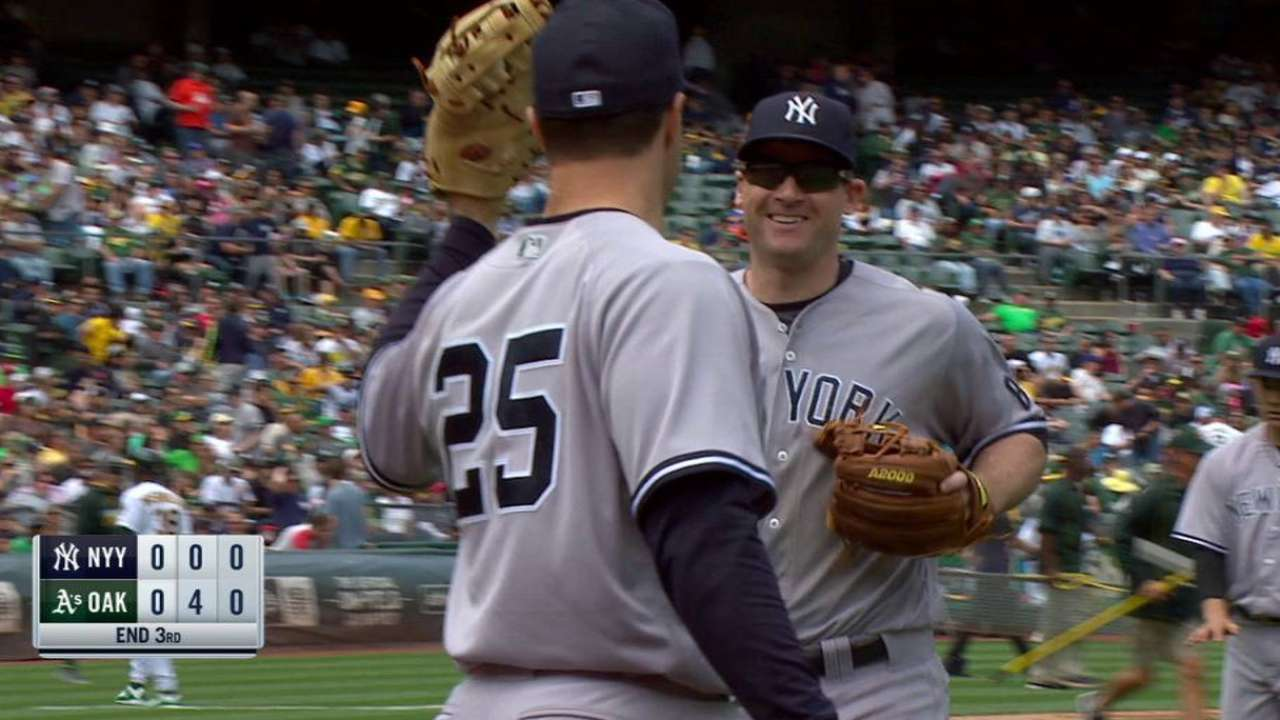 Tanaka escapes jam