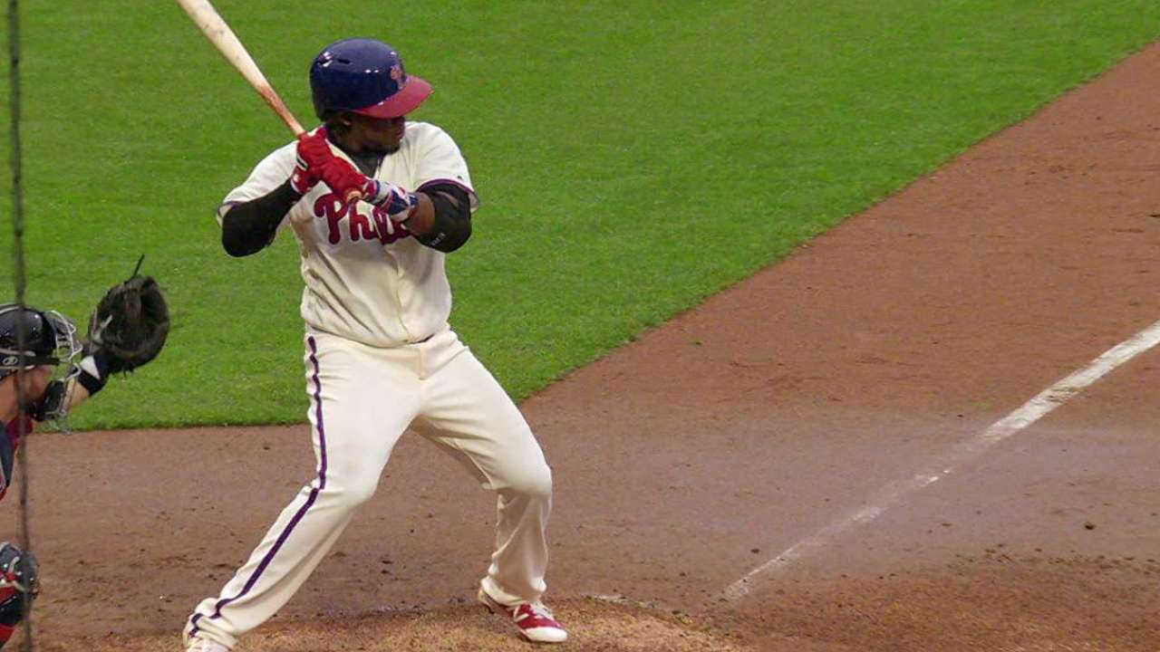 Franco's hit-by-pitch overturned