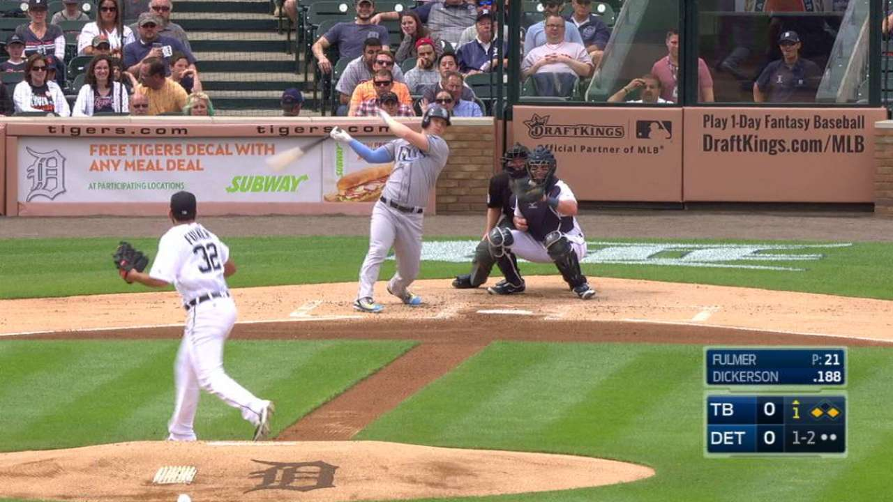 Fulmer gets out of early trouble