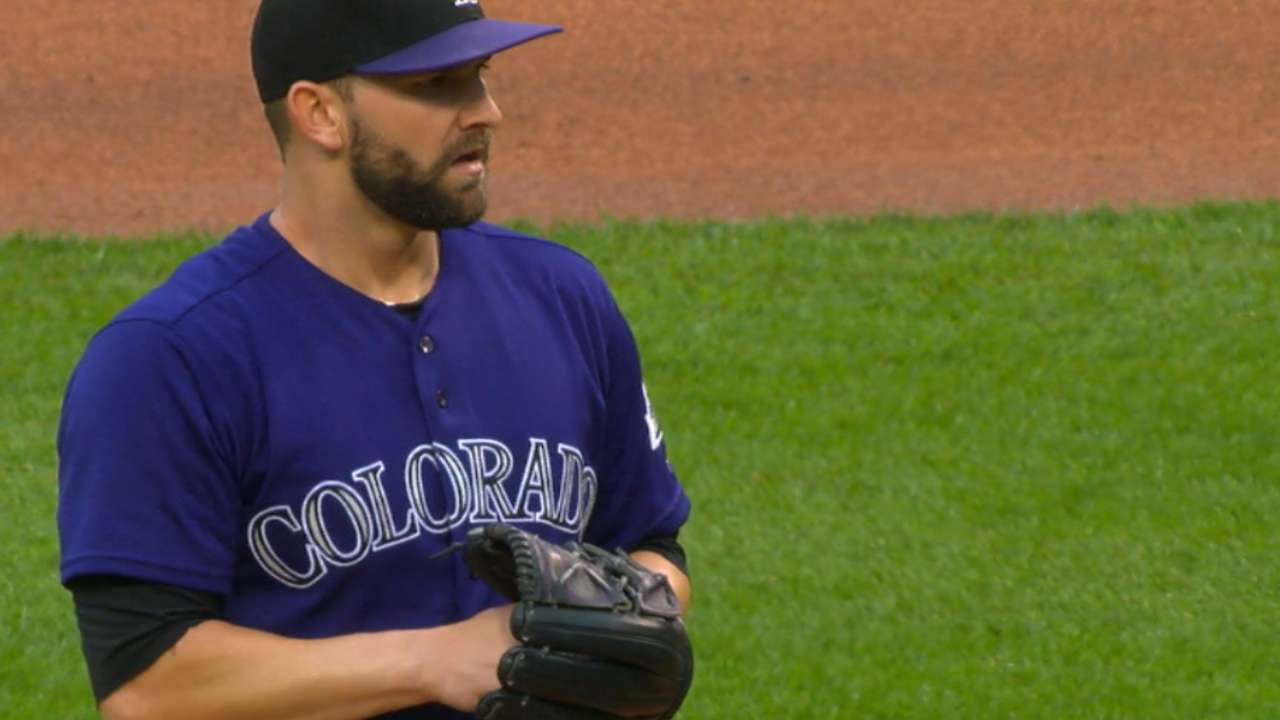 Chatwood goes six innings