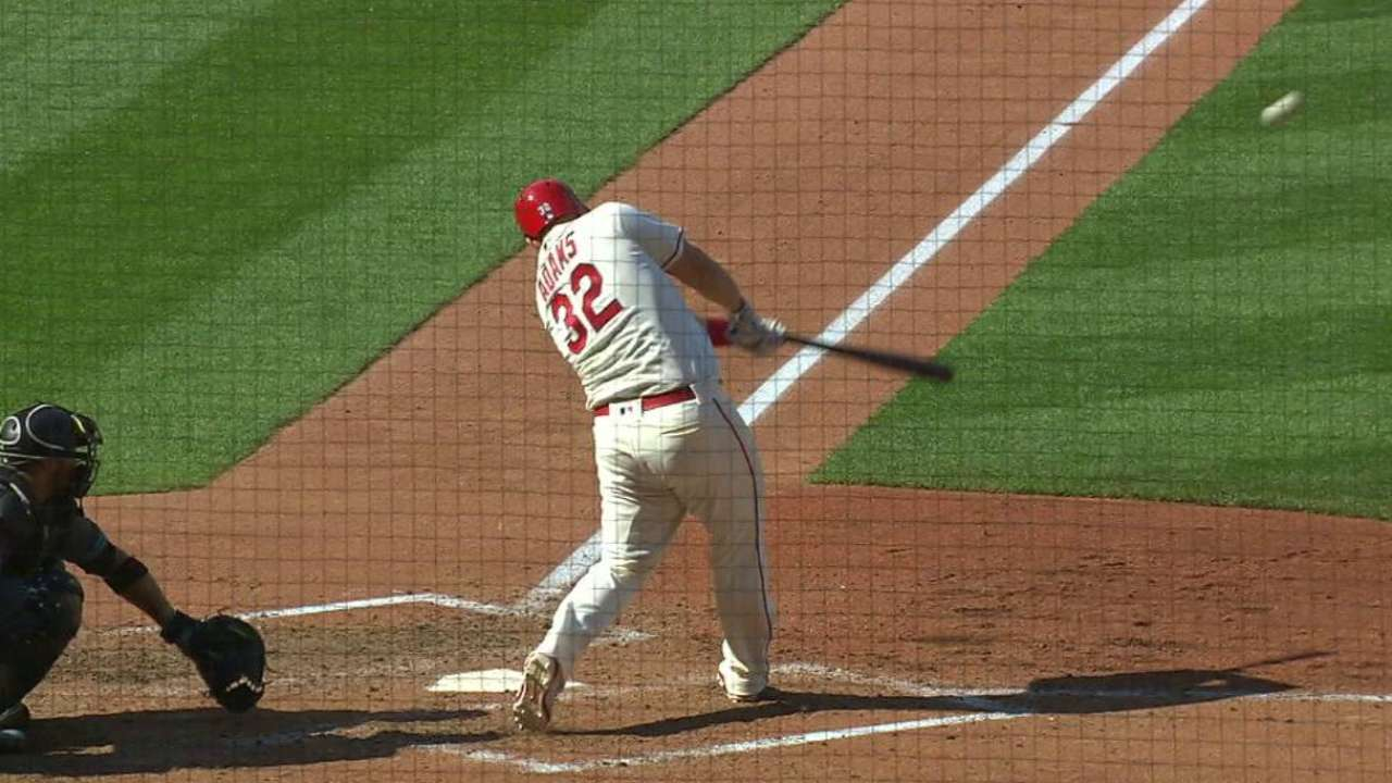 Going oppo shows Adams dialed in