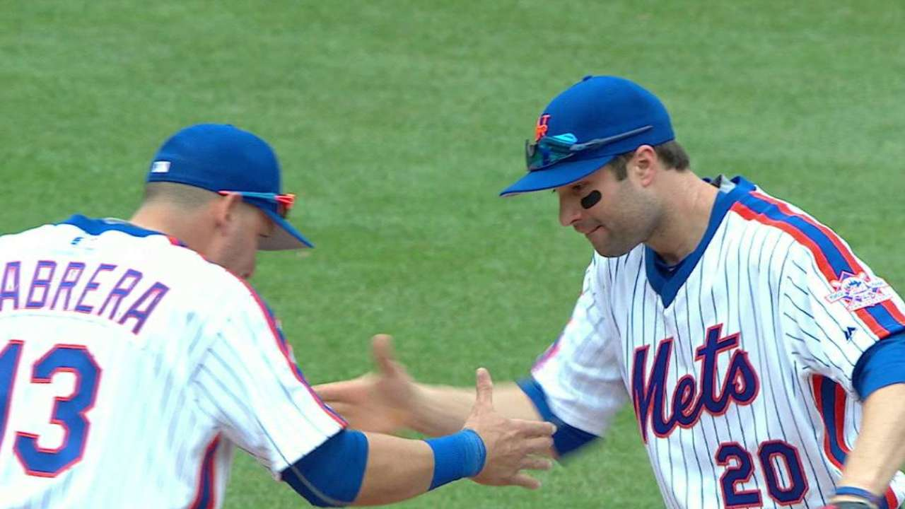 Familia induces DP, earns save