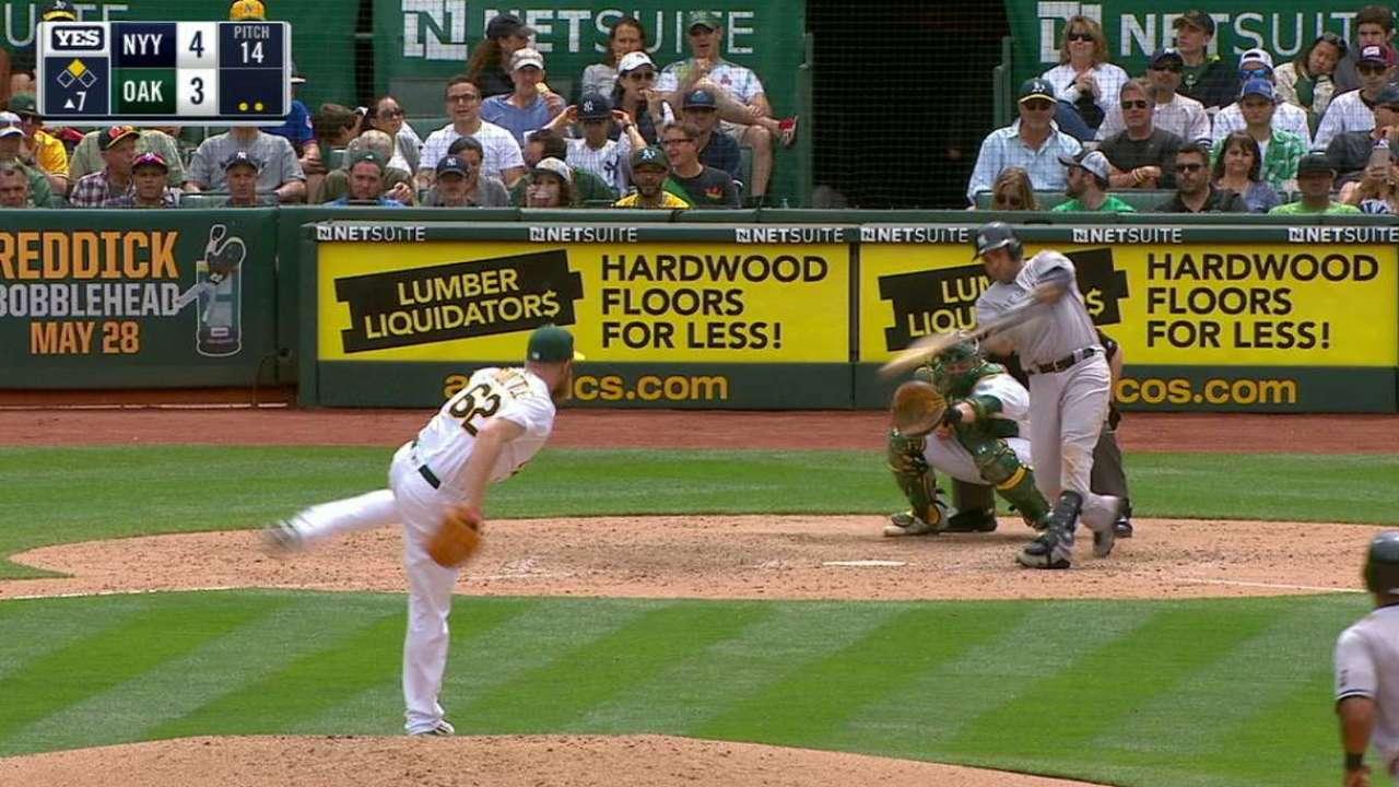 Carlos Beltrán ha sido clave en el resurgir de los Yankees