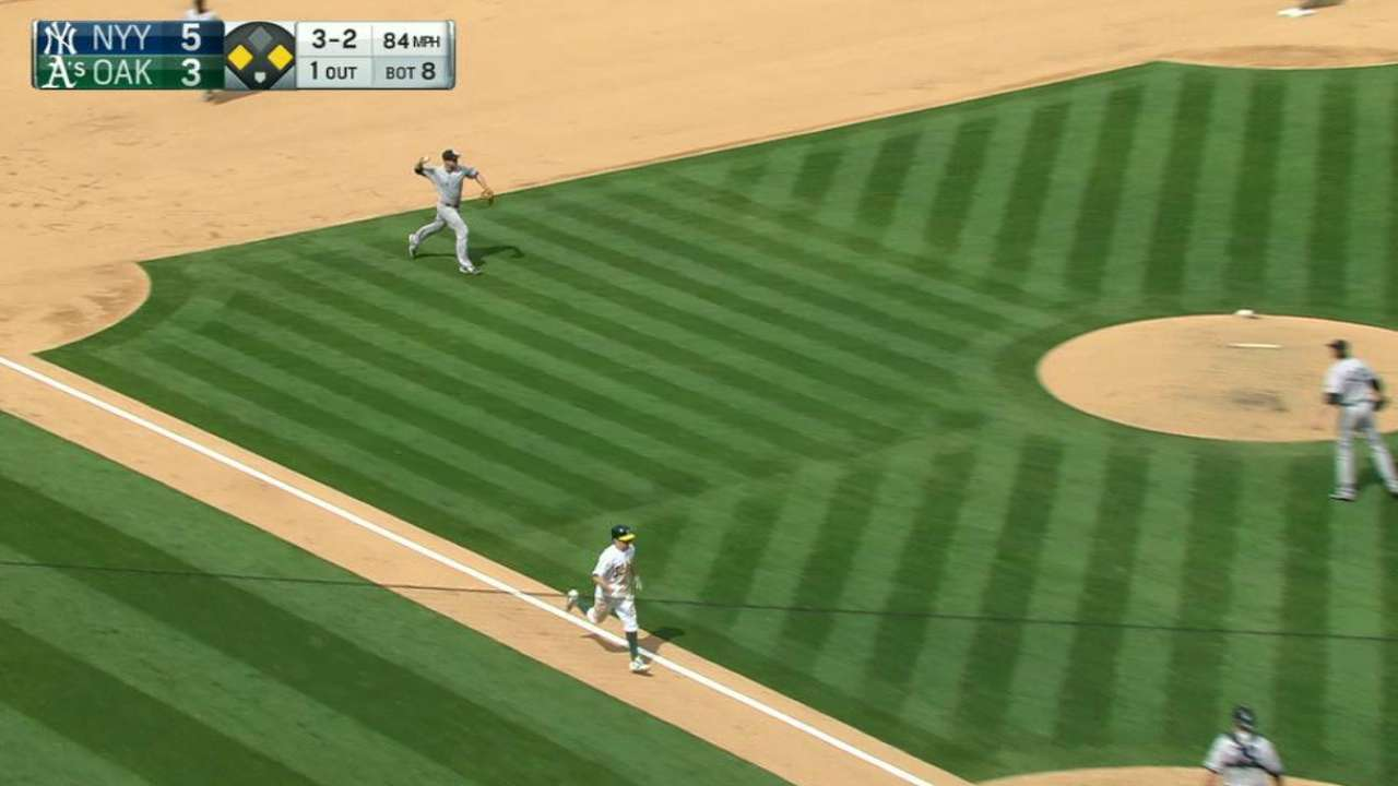 Butler's RBI groundout
