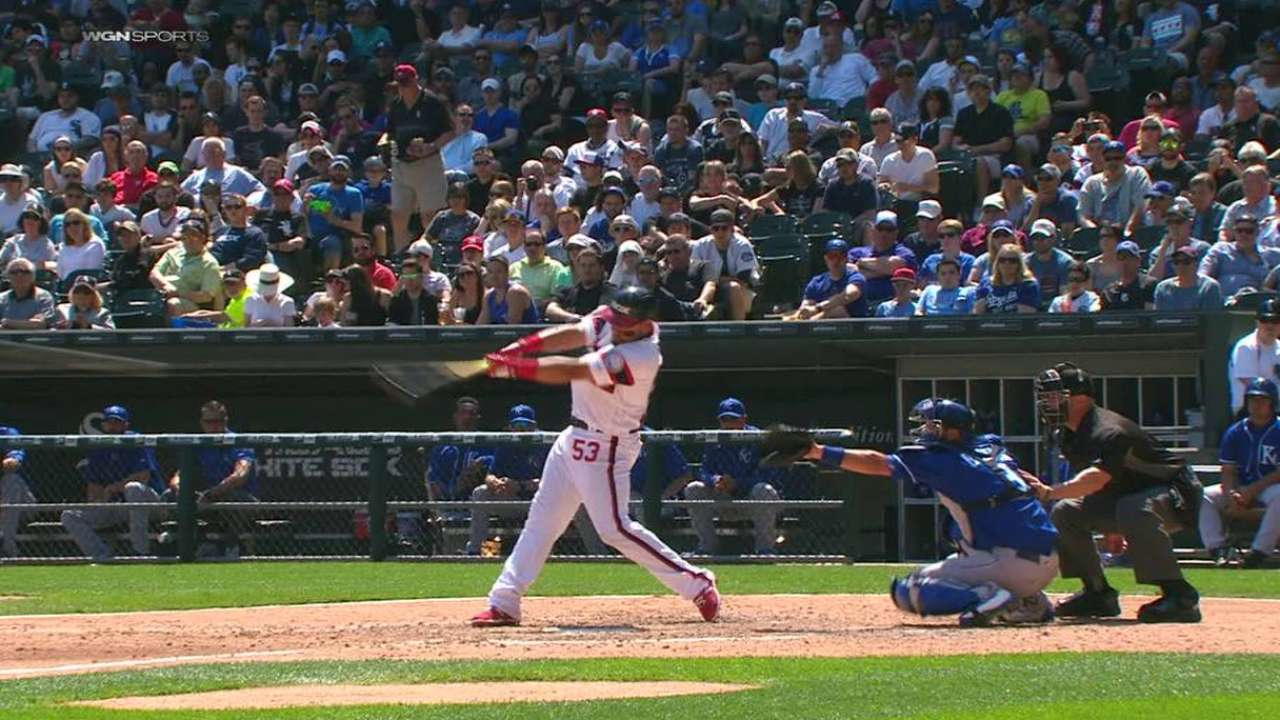 Melky delivers as Rodon shuns Royals