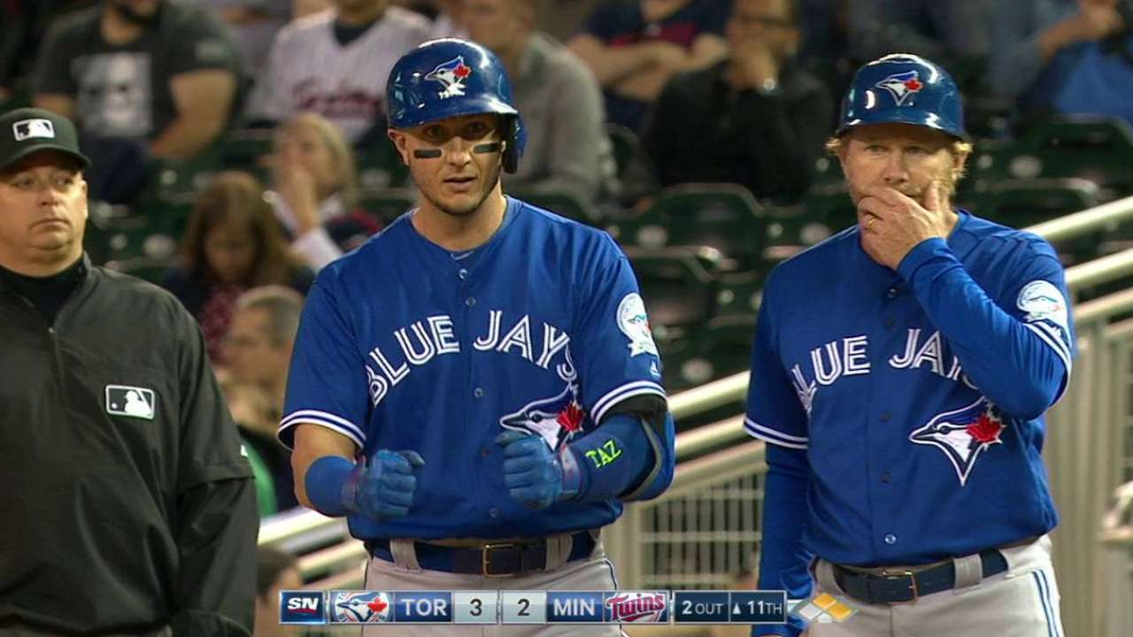 Denied one chance, Tulo wouldn't miss second