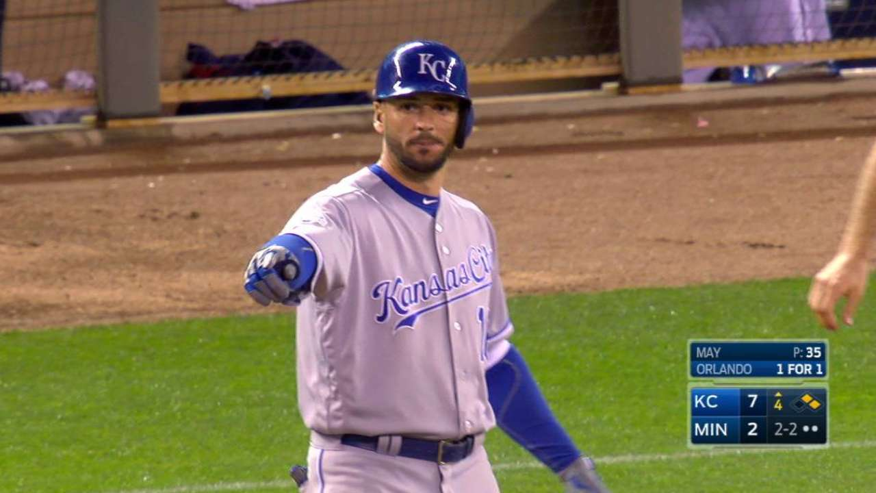 Orlando proving to be offensive force for KC