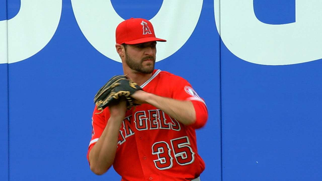 Tropeano continues to step up for Angels