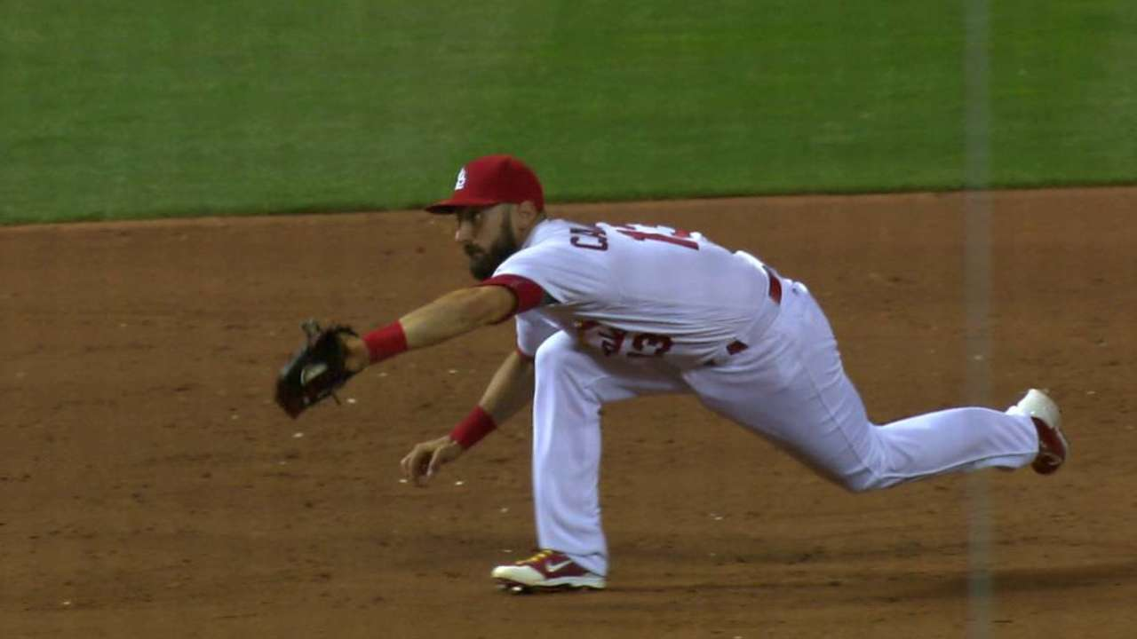 Carpenter turns two to end 9th