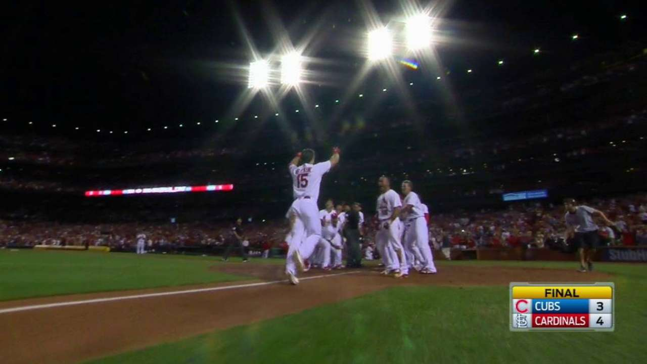 Grichuk's walk-off homer