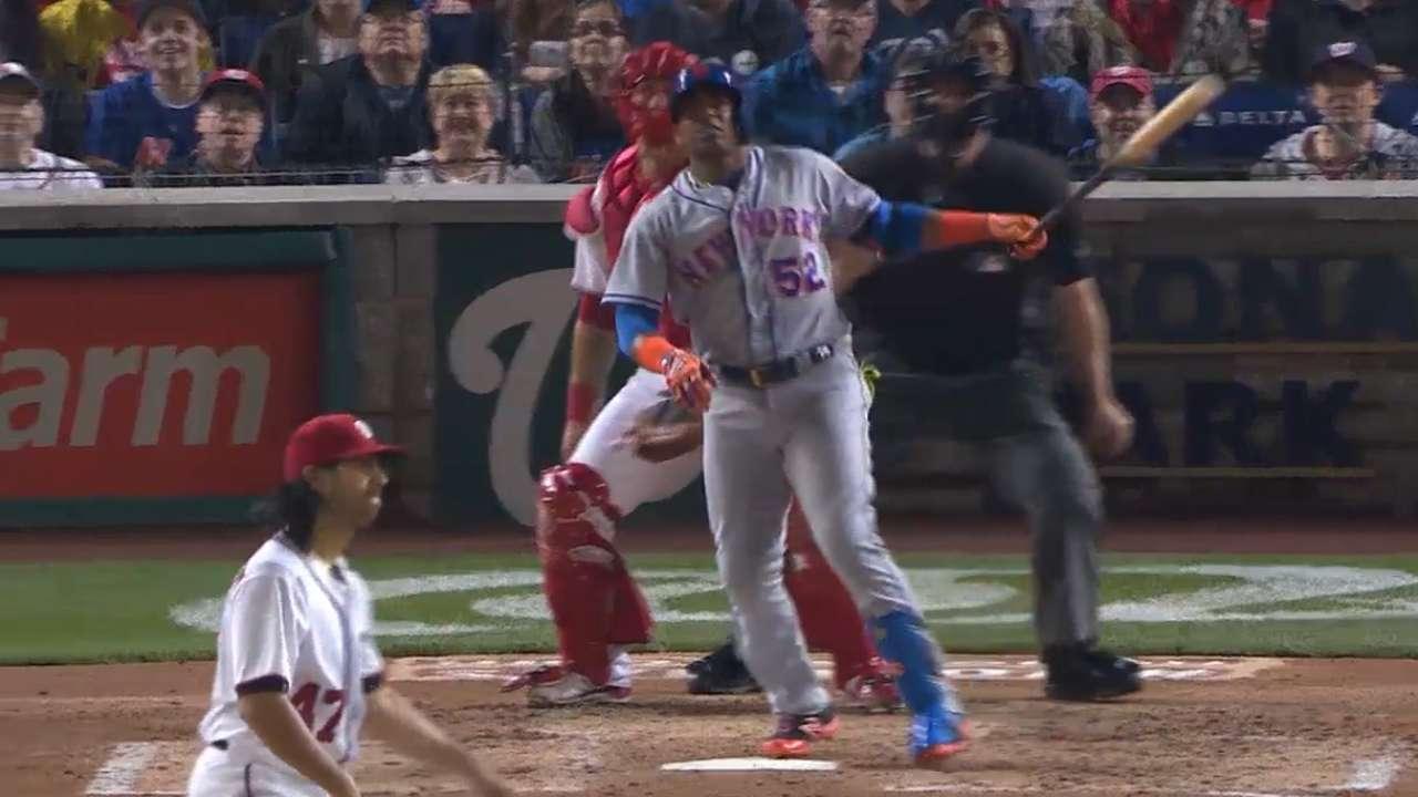 MLB Central on Cespedes' hitting