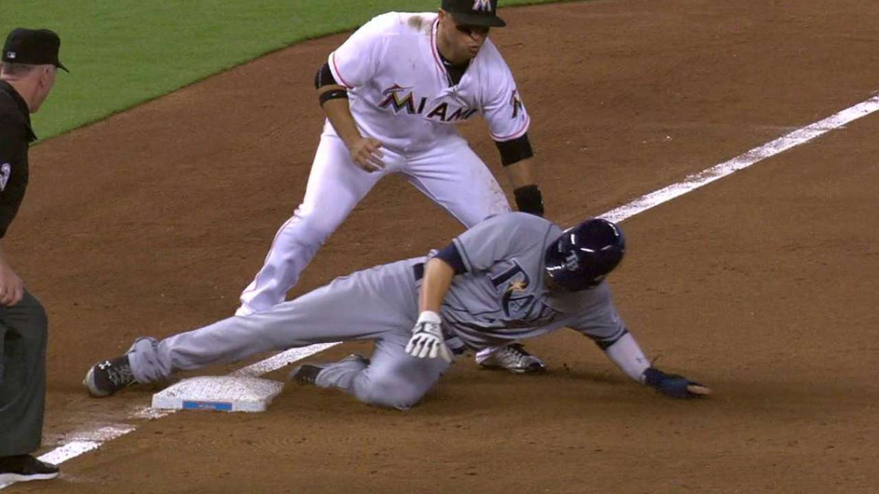 Stanton gets Guyer on review