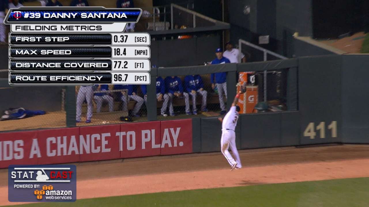 The 5 least likely outs of Statcast era