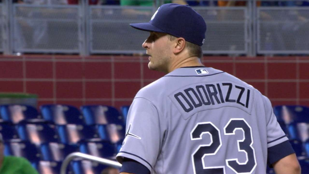 Odorizzi gets the win