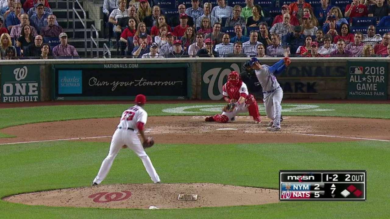 Rivero's clutch strikeout