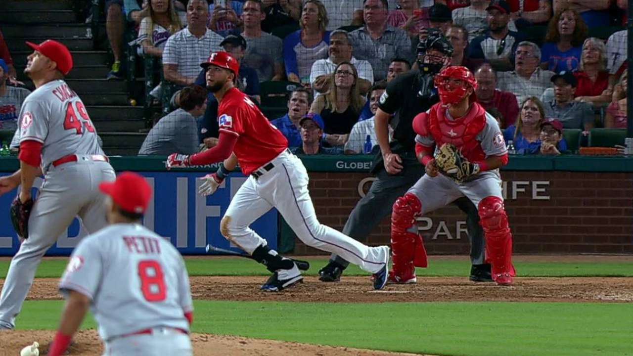Mazara's two-run homer