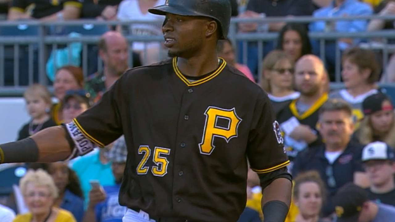 Hot Coffee: Polanco enjoying life in the 3-hole