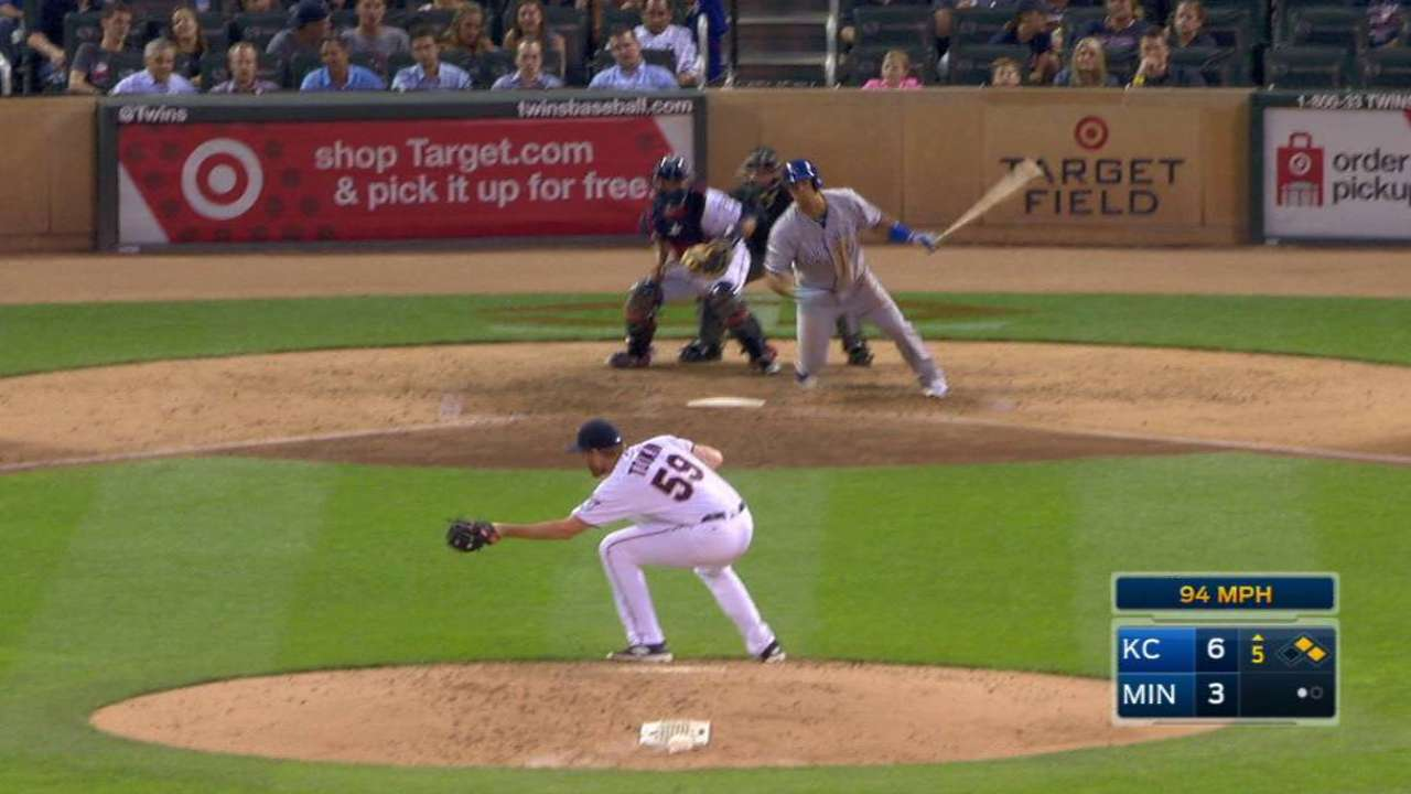 Tonkin induces inning-ending DP