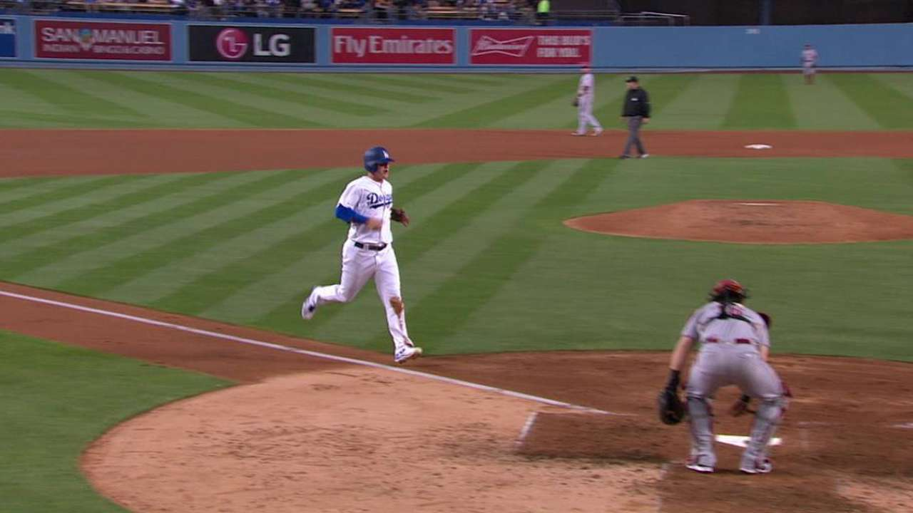 Dodgers cruise to hand Reds 9th straight loss