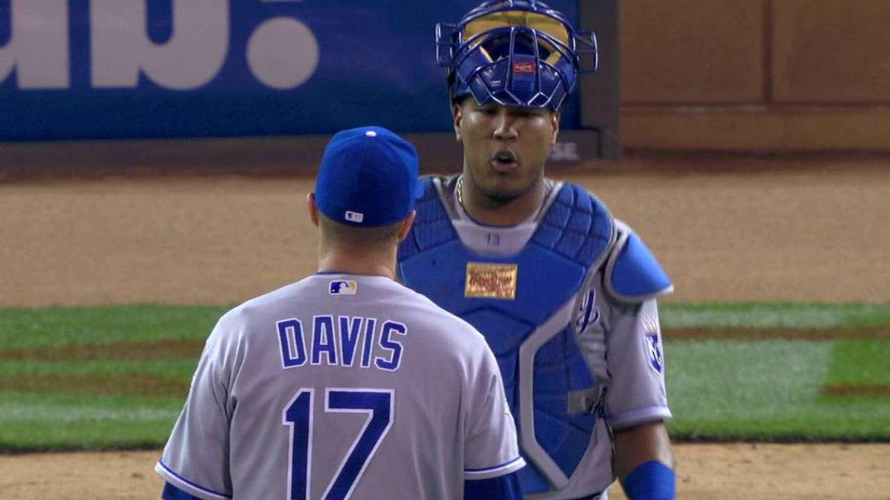 Davis earns 12th save