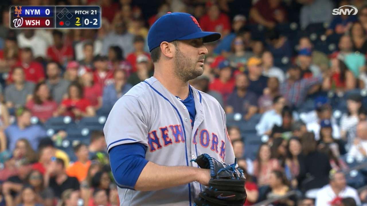 Mets will not skip Harvey's next start