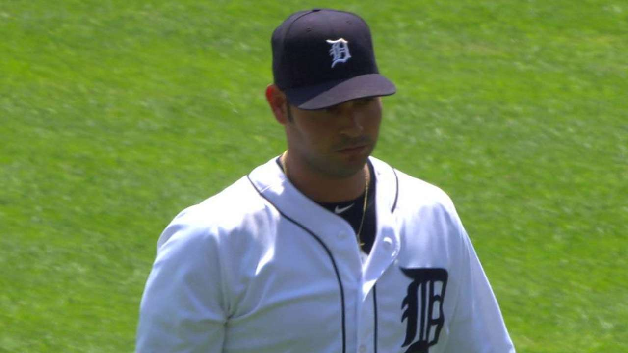 Norris, Anibal back in Tigers' rotation for now