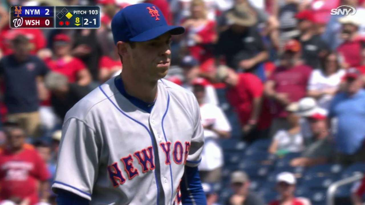 Matz gets Harper in the 8th