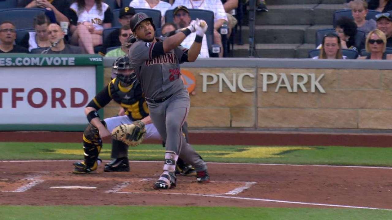 Tomas' two-run home run