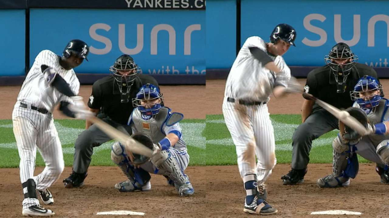 Yanks go back-to-back in 7th