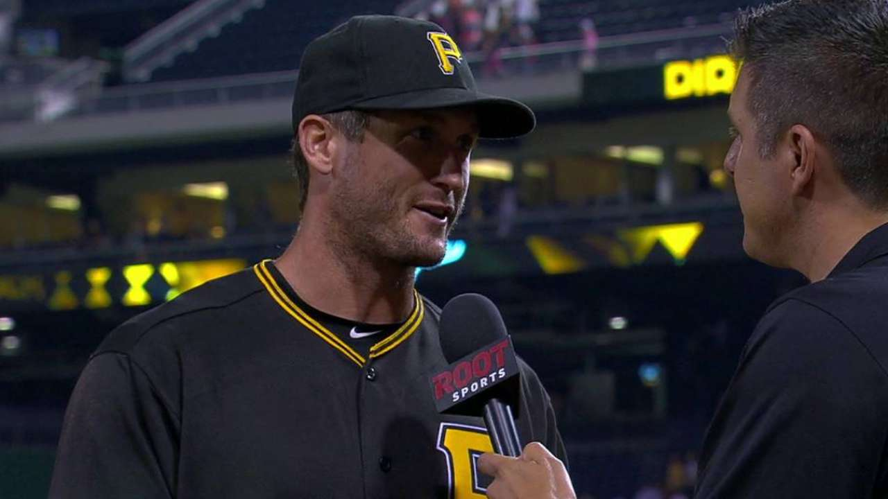 Freese on the Pirates' 5-4 win