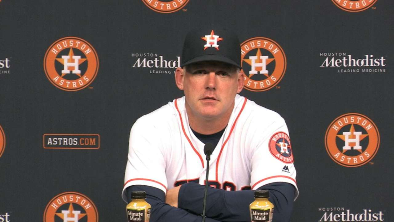 Hinch on victory over Orioles
