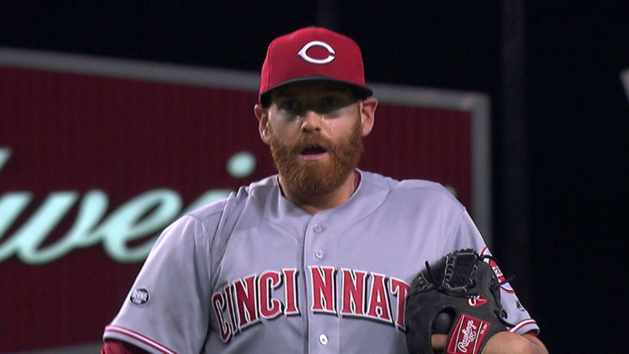 Straily separating himself as staff ace