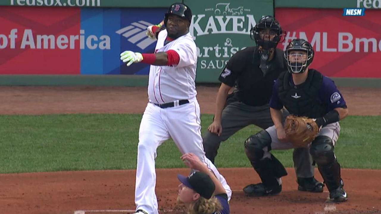 Ortiz's two-run shot