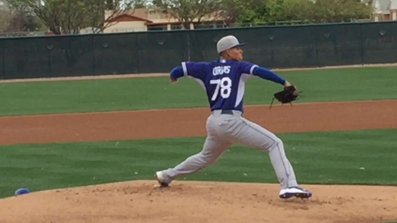 Teen phenom joins aces on MLB.TV stage