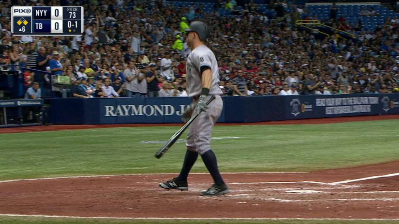 Defensive miscues prove costly for Rays