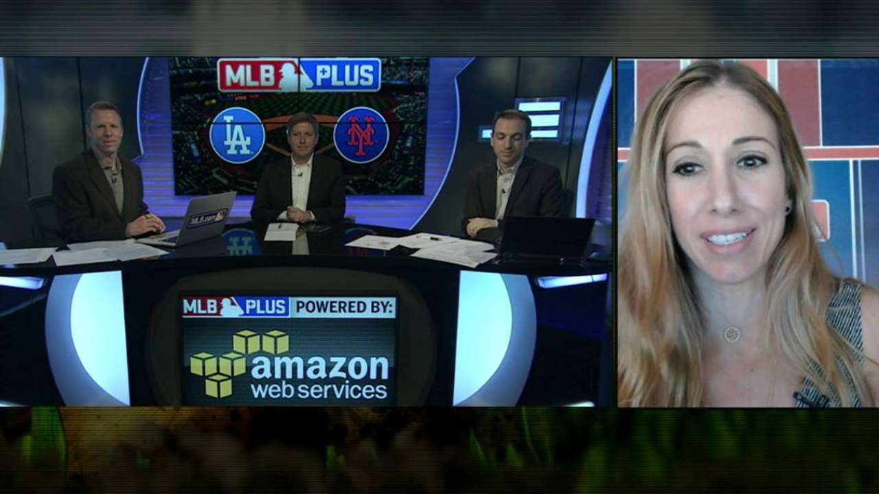 MLB Plus: Berra report on Urias