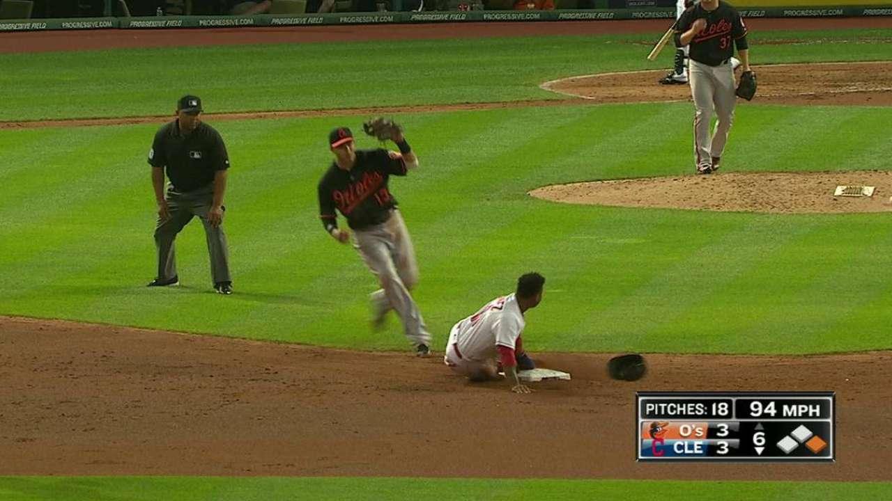 Joseph throws out Ramirez