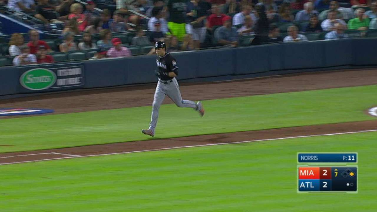 Yelich, Giancarlo not being rushed back